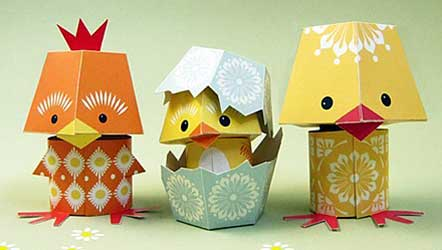 как сделать поделку из бумаги, поделки для детей из бумаги, поделки из бумаги и картона,